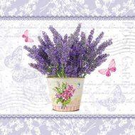 Flowering Lavander