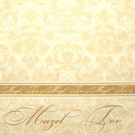 Mazel Tov English Gold