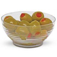 Mini bowl embossed design