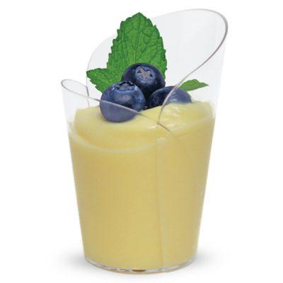 Mini tulip dessert cup