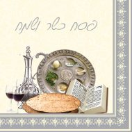 Pesach Silver