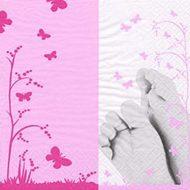 Pieds De Bebe Pink