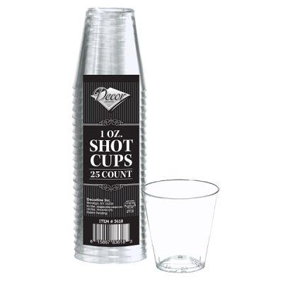 Shot cups 1 oz