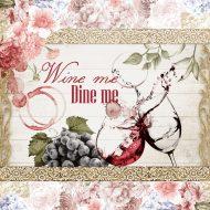 Wine Me Dine Me
