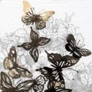 Amazing Butterflies Anthracite