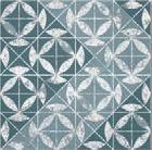 Mosaic Texture Silver