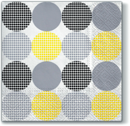 Dotsy Dots Yellow