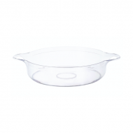 Round Buffet Tray – Clear