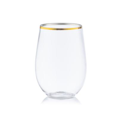 12 oz. Stemless Wine Goblet