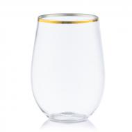 16 oz. Stemless Wine Goblet