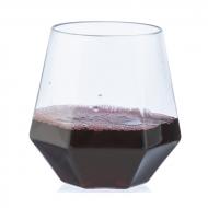 12 oz. Diamond Stemless Wine Goblet