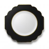 8.6″ Dinner plates rim