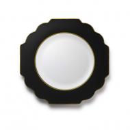 6.5″ Dinner plates rim